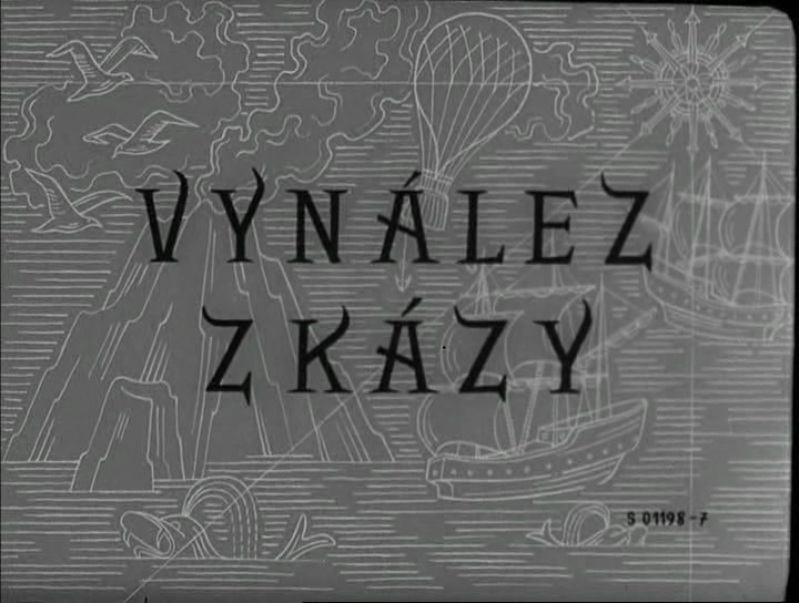 vlcsnap00001hn Karel Zeman   Vynlez zkzy AKA A Deadly Invention (1958)