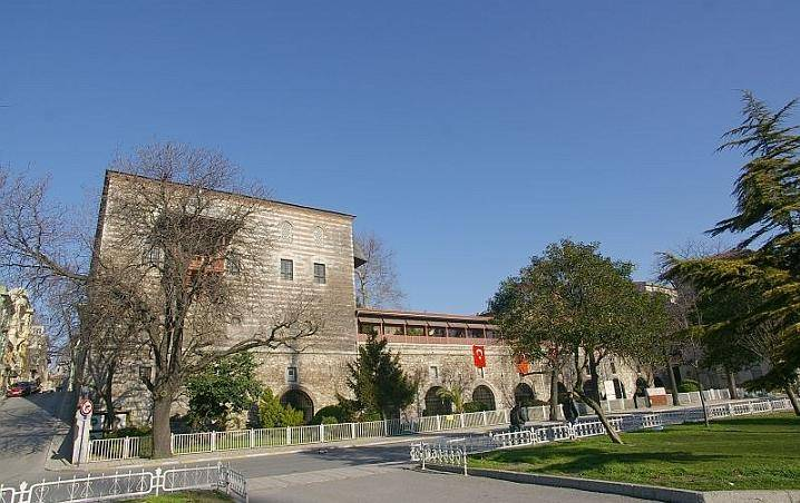 İbrahim Paşa Sarayı – At Meydanı Sarayı | Günümüzde Türk Ve İslâm Eserleri Müzesi Olarak..