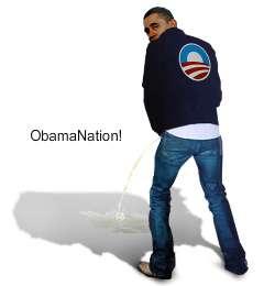 Peeing on America